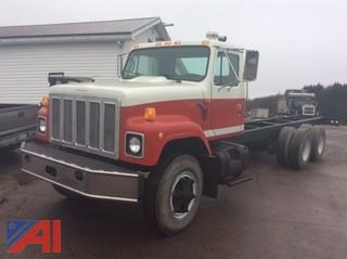 1989 International 2554 Cab and Chassis