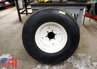 Titon Tru-Trac 10.00-16 SL Tractor Tire And Rim