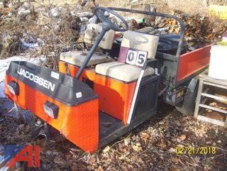 Jacobsen Utility Cart