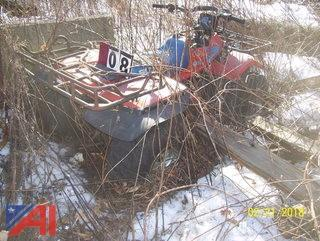 1993 Suzuki Quad Runner ATV