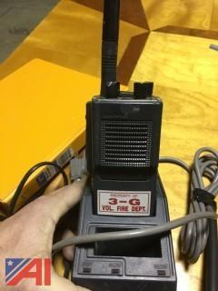 Mobile Radio's & Parts