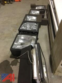 (6) 400 Watt Parking Lot Lights