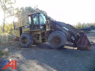2004 Caterpillar 938G Bucket Loader