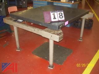 "3"" Granite Surface Plate"
