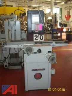 Reid Roller Way Surface Grinder