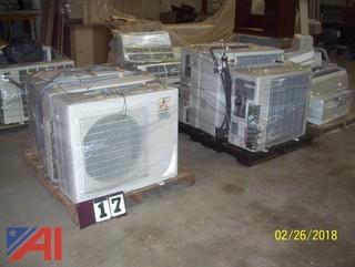 (10) Fujitsu Split Systems