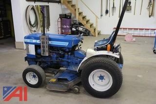 1984 Ford 1210 Compact Tractor