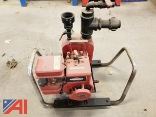 1990 Red Lion Portable Pump 2""