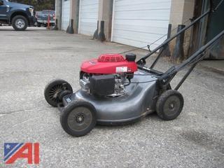 Honda Commercial Push Mower