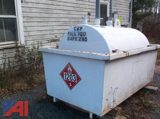 300 Gallon Fuel Tank