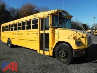 2007 Thomas Freightliner FS65 School Bus