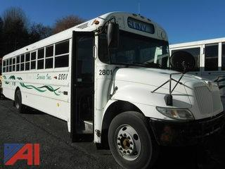 2008 IC International School Bus