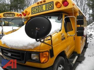 2006 Ford E450 School Bus