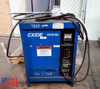Exide 24V Industrial Battery Charger