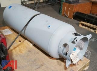 New 10 Cu.Ft. Compressed Air Receiving Tank W/Auto Drain