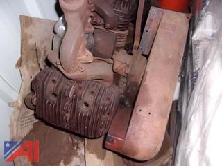 Wisconsin VF4 Engine