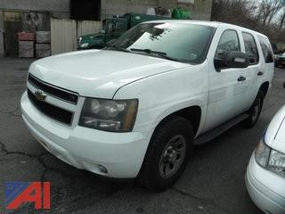 2008 Chevrolet Tahoe SUV/Police Vehicle
