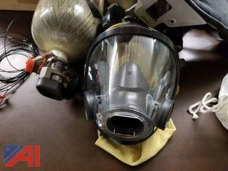 Scott SCBA's Bottles and Masks