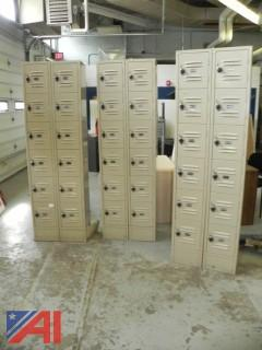 (72) Berger Metal Lockers