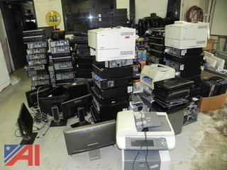 (175+) CPU Computers,Laptops, Printers, Monitors, Computer Books and more..