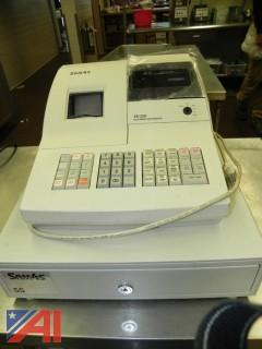 Sam4s Model ER-290 Electronic Cash Register