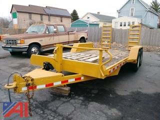 16 Foot Utility / Equipment Trailer