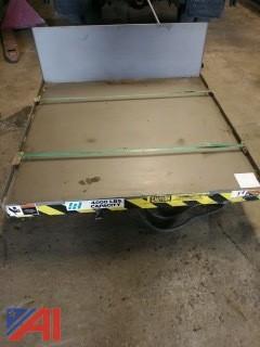 Autoquip 4,000 lb Lift Table