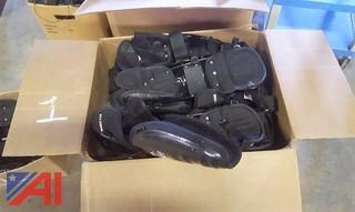 (2) Boxes of Assorted Shin Guards