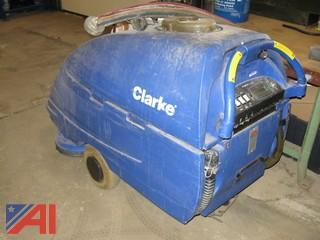 (1) Clarke Focus L28 Floor Scrubber