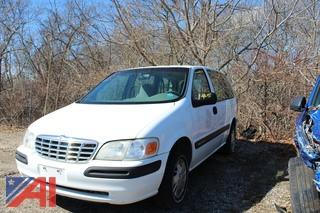 1998 Chevrolet Venture Mini van