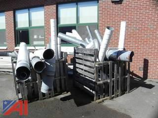 Lot of Galvanized Steel Piping