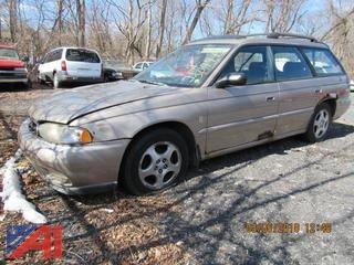 1999 Subaru Legacy 4 Door