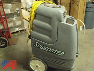 Speedster Shampooer