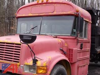 1990 International D 466 Dump Truck
