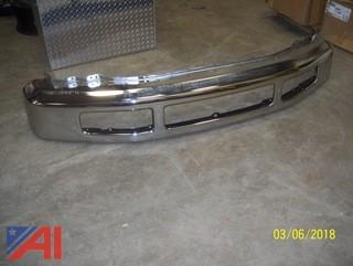 2012 Ford Chrome Front Bumper