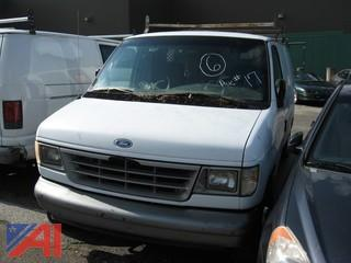 1996 Ford Econoline Van