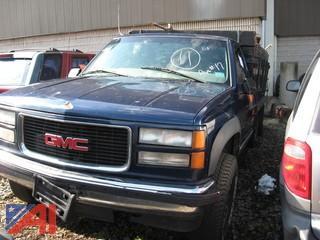 2000 GMC 2500 Pickup 2DR