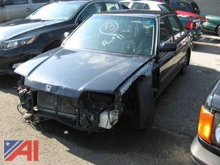 1991 Honda LX Sedan