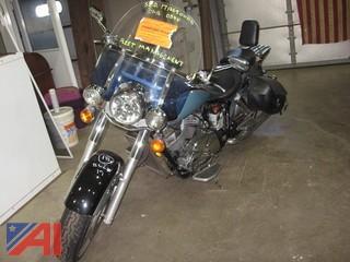 1999 Honda VT1100C3 Bike