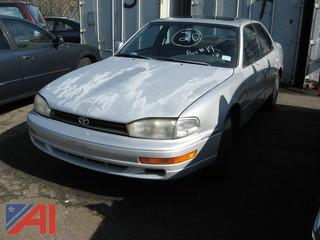 1992 Toyota Camry 4DR