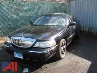 2007 Lincoln Town Car 4DR