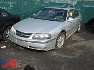 2002 Chevrolet Impala 4DR