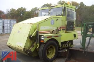 1989 Elgin Pelican Series P Street Sweeper
