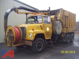 1974 Ford LNT8000 Vac Truck