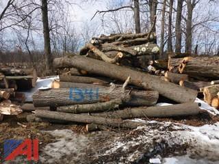 Hard Wood Pile