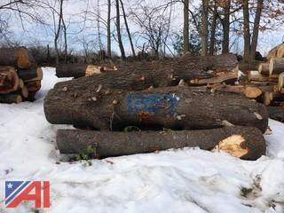Soft Wood Pile
