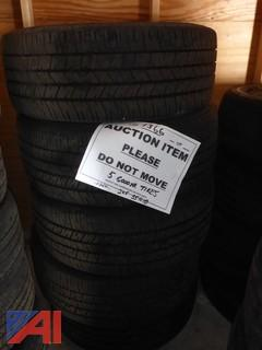 (5) Goodyear Eagle RSA Tires