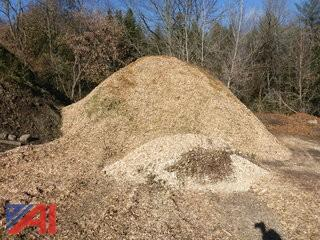 Wood Chips – 15 Cubic Yards