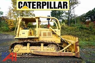 Caterpillar D6D Bulldozer