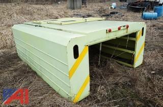 9' Utility Body Cap Enclosure